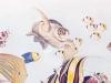 Coral Reef Aquatic Mural- Muralist Carolee Merrill