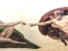 michaelangelo mural - Muralist Carolee Merrill