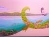 Dignity Hospital Murals - Muralist Carolee Merrill