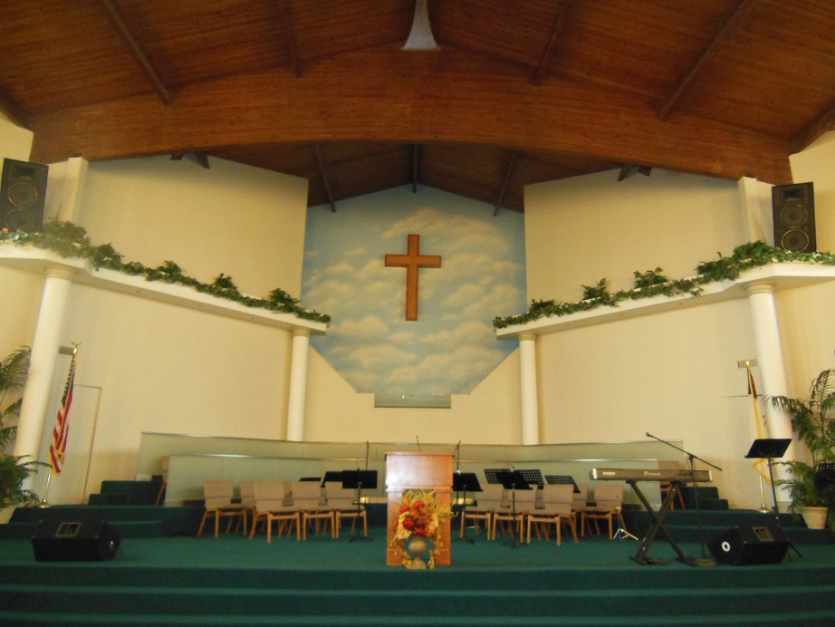 Los angeles church religious murals fine art muralist for Christian mural