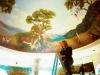 Adam Naming the Animals Mural - Muralist Carolee Merrill