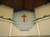 bethel-baptist-church-mural- Muralist Carolee Merrill