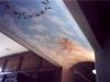 cherubs ceiling- Muralist Carolee Merrill