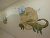 CHOC Children\'s Hospital Mural - Carolee Merrill Hospital Muralist