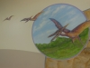 CHOC Children's Hospital Mural - Carolee Merrill Hospital Muralist