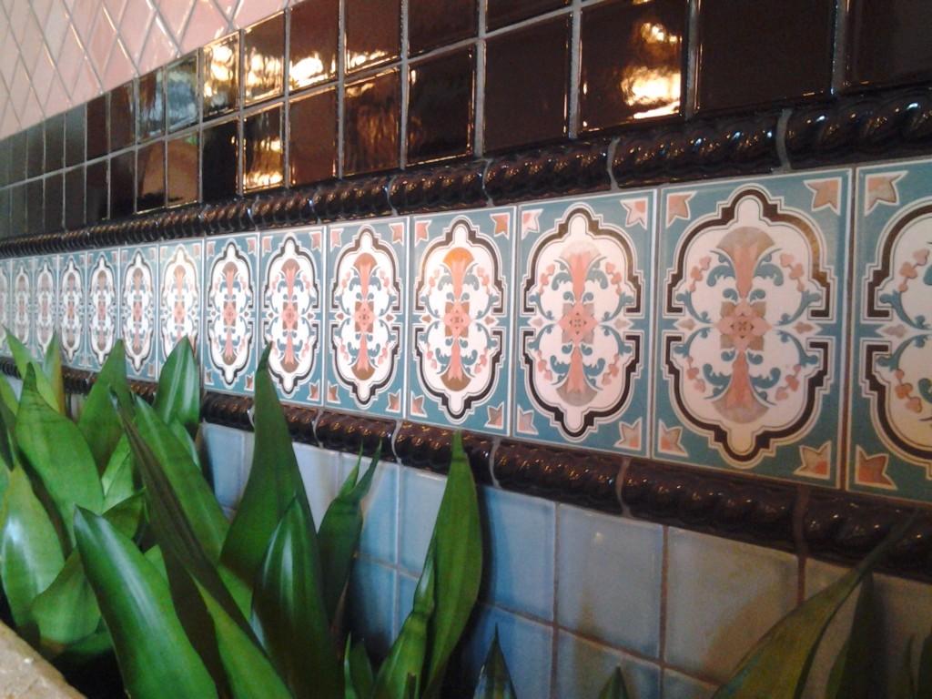 Embassy Suites Tile Mural - Muralist Carolee Merril
