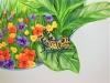 CHOC Children's Hospital Mural - Carolee Merrill Hospital Muralist