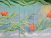 Malibu Seafood Mural - Fish in the Sky Mural