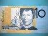 Australia Currency Mural  - Muralist Carolee Merrill