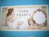 Cent Francs Mural  - Muralist Carolee Merrill
