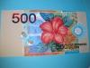 Currency Mural  - Muralist Carolee Merrill