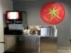Zpizza Newport Restaurant Mural - Muralist Carolee Merrill
