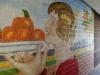 Rite Aid Mural and Sign - Muralist Carolee Merrill