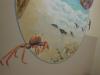 crab Mural Choc Hospital Mural - Muralist Carolee Merrill
