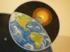 Solar System Mural, Choc Hospital Murals - Muralist Carolee Merrill