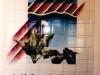 Andalusia Tile Mural - Muralist Carolee Merrill