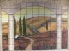 Tuscany Tile Mural - Muralist Carolee Merrill