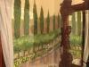 Tuscan Bath Mural - Muralist Carolee Merrill