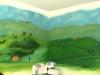 Tuscan Nursery Mural- Muralist Carolee Merrill