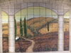 Tuscan Kitchen Tile Mural - Muralist Carolee Merrill