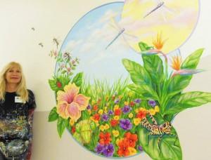 Choc Hospital Murals