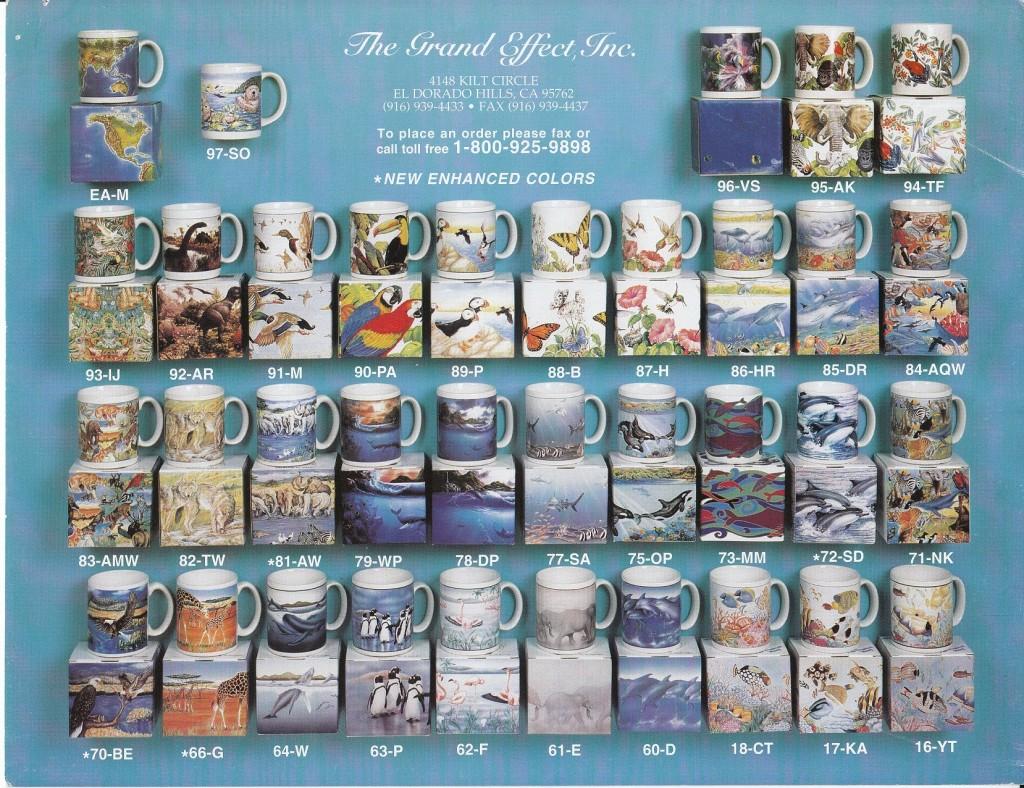 Cup Designs